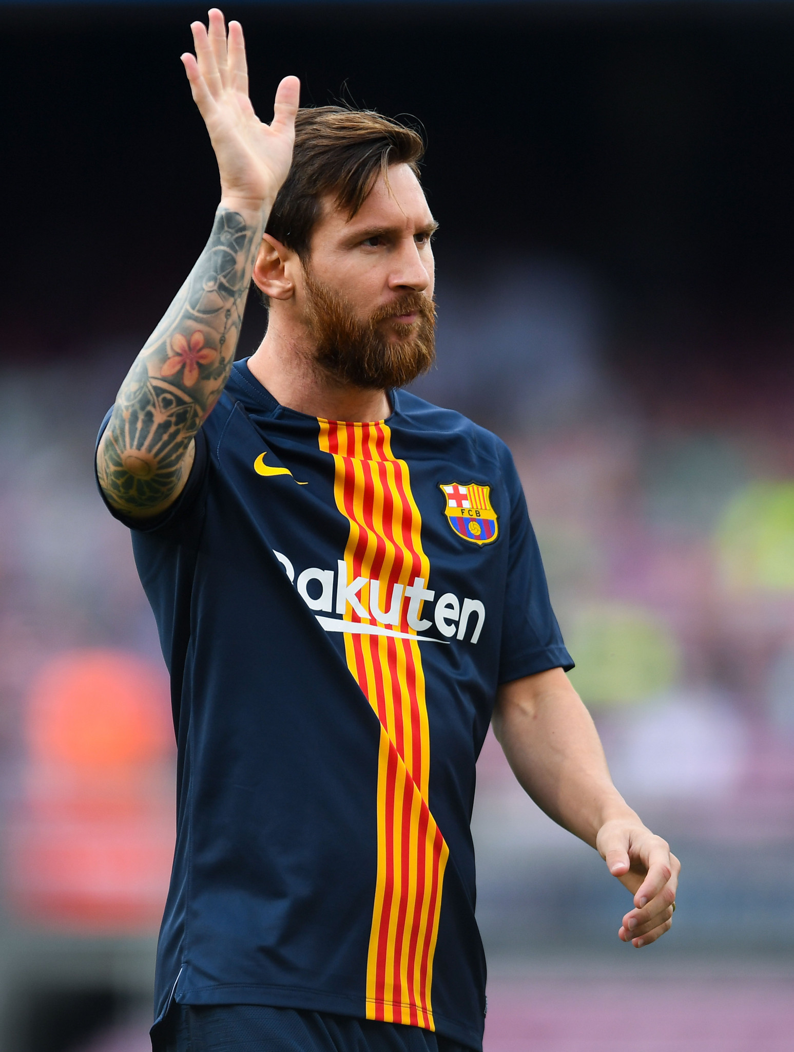 Lionel Messi has been nominated in the top three of FIFA's male player of the year for the past 11 years but misses out this time ©Getty Images