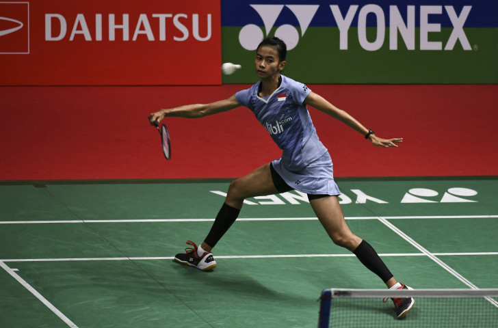 Indonesia's Dinar Ayustine is top seed at the forthcoming BWF Hyderabad Open in India ©Getty Images