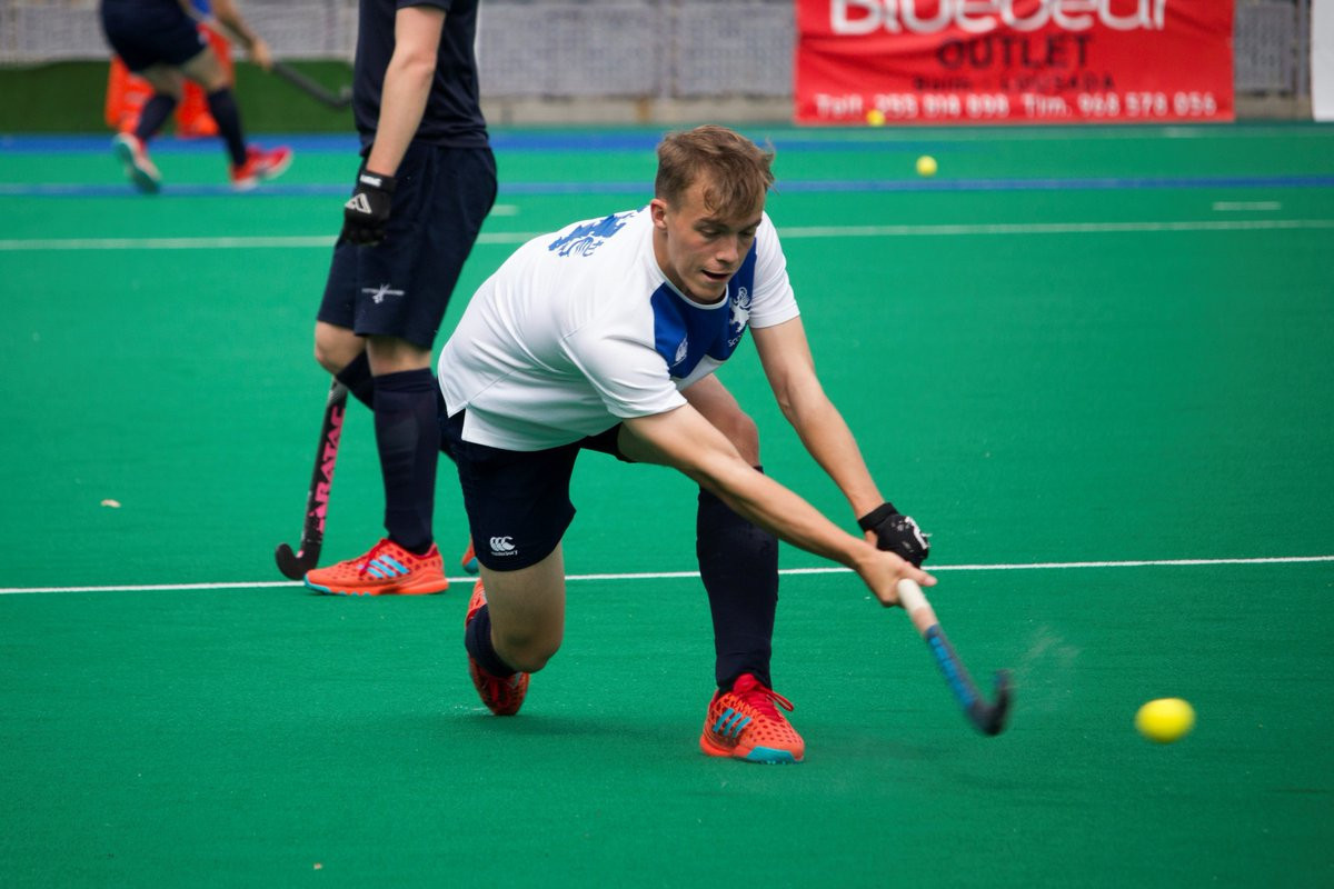 Scotland are the highest ranked team in the competition, closely followed by Russia ©Scottish Hockey/Twitter