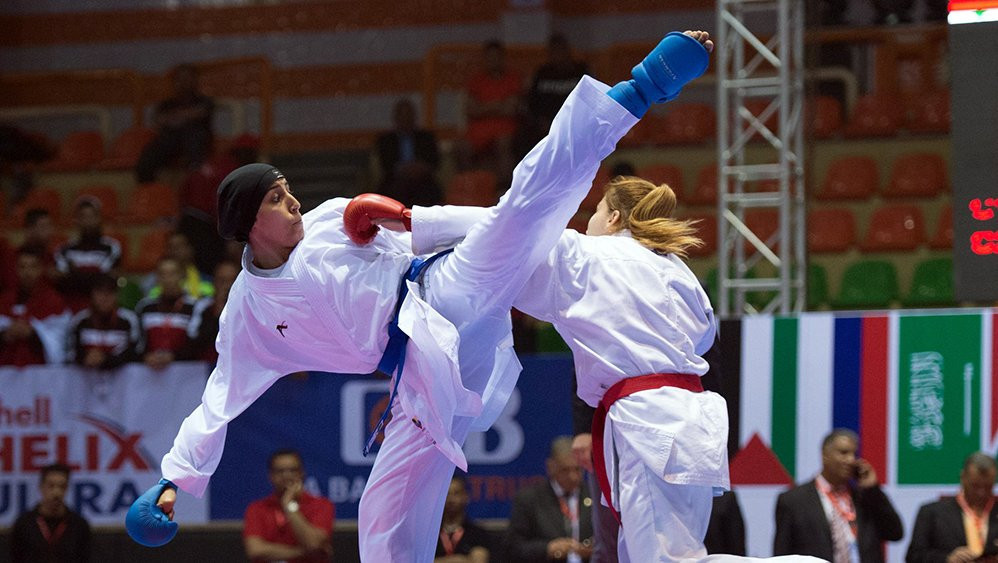 Egypt top medal table at 2018 African Karate Championships