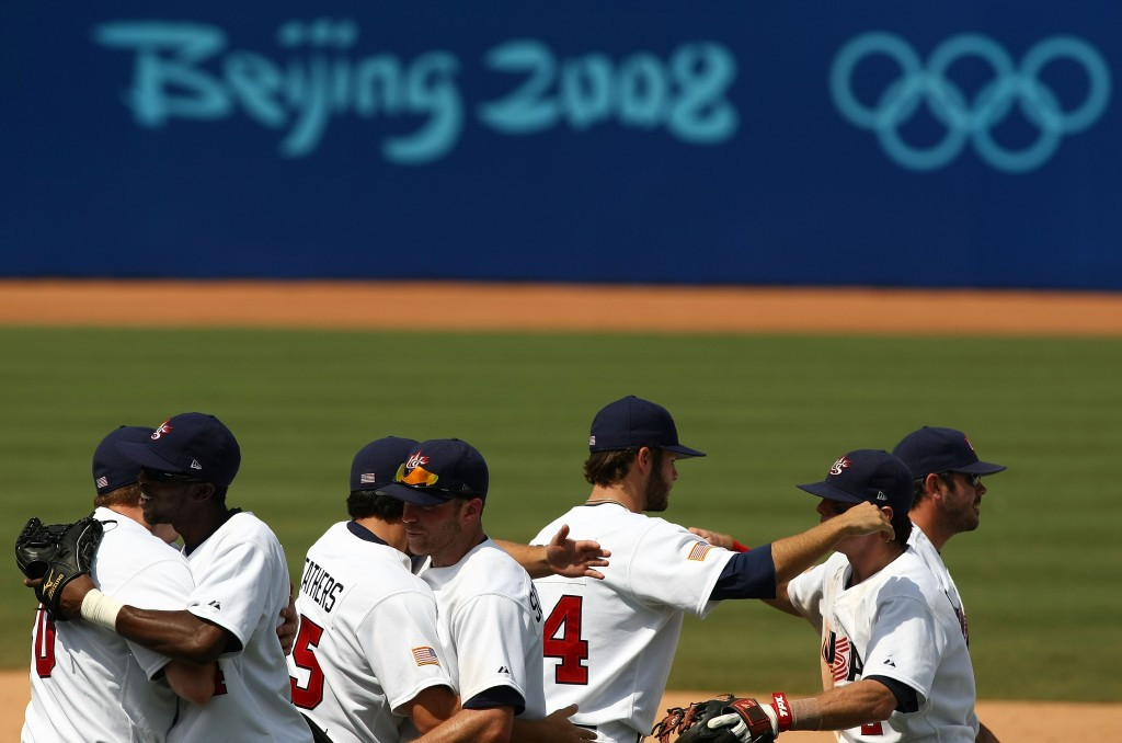 Baseball was dropped from the Olympic Programme after Beijing 2008 but is hopeful of a return to the event at Tokyo 2020