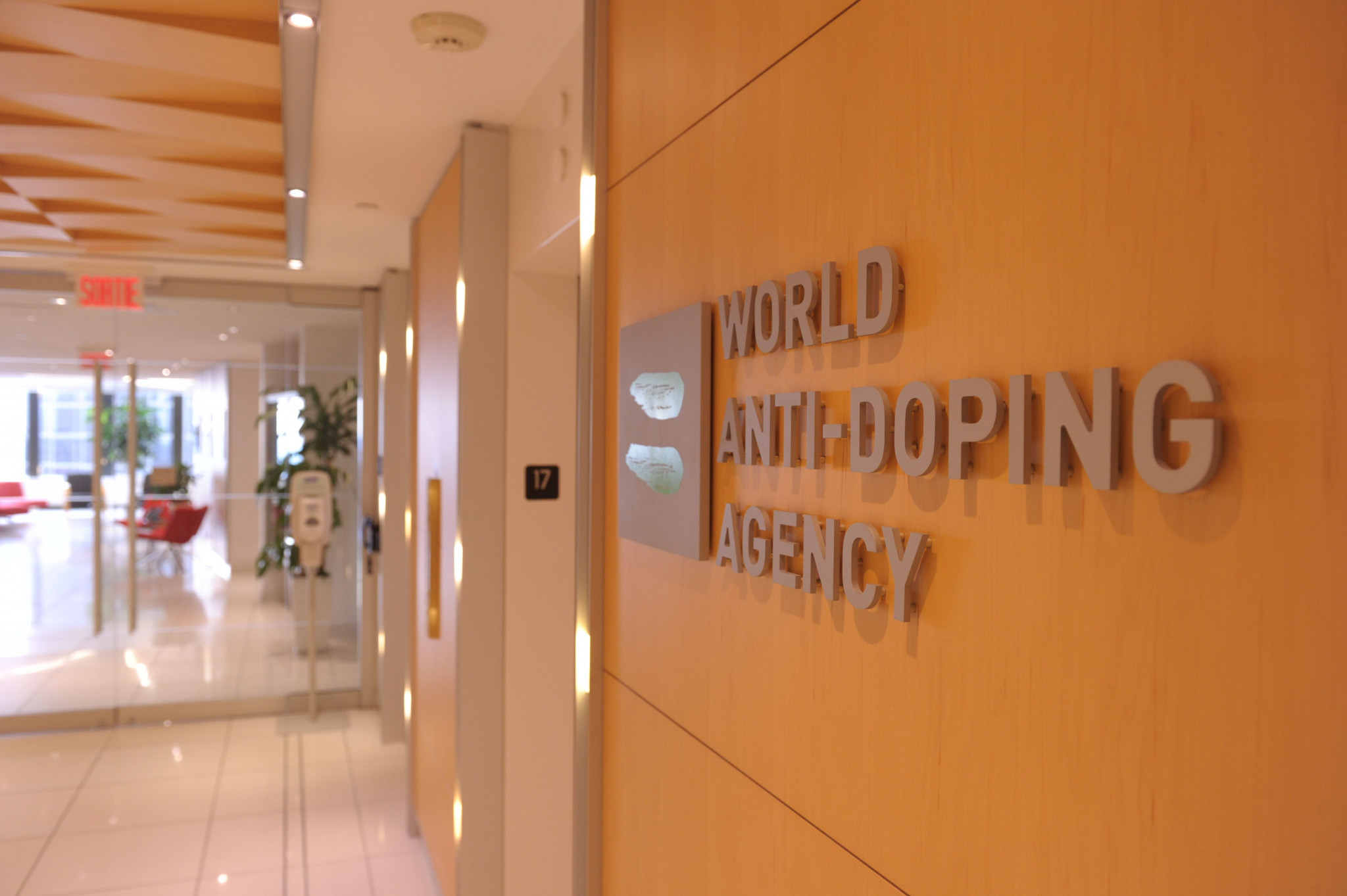 The World Anti-Doping Agency made Russian non-compliant in 2015 ©Getty Images