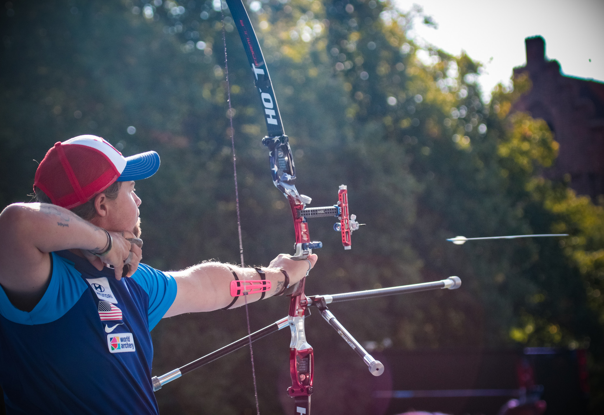 Ellison and Jonsson seek title hat-tricks at World Archery Field Championships in Italy