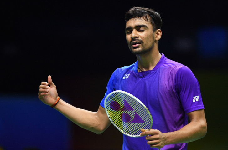 India's Sameer Verma, world ranked 21 and top seed at the inaugural BWF Hyderabad Open, will play his first men's singles match tomorrow ©Getty Images