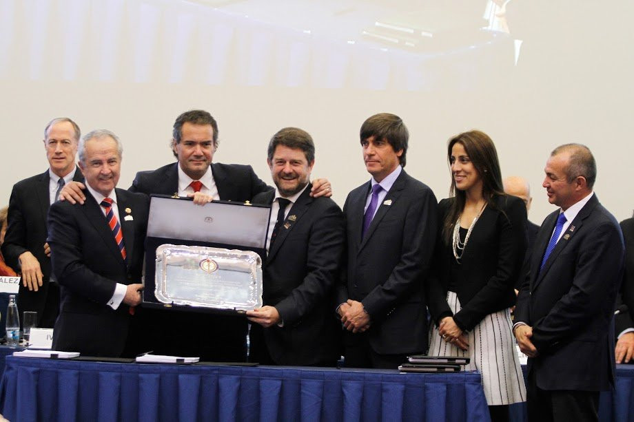 Santiago were named as hosts of the 2023 Pan American Games last year ©Panam Sports