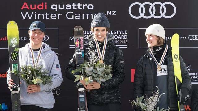 FIS Freestyle Ski and Snowboard Junior World Championships close with gold for the hosts