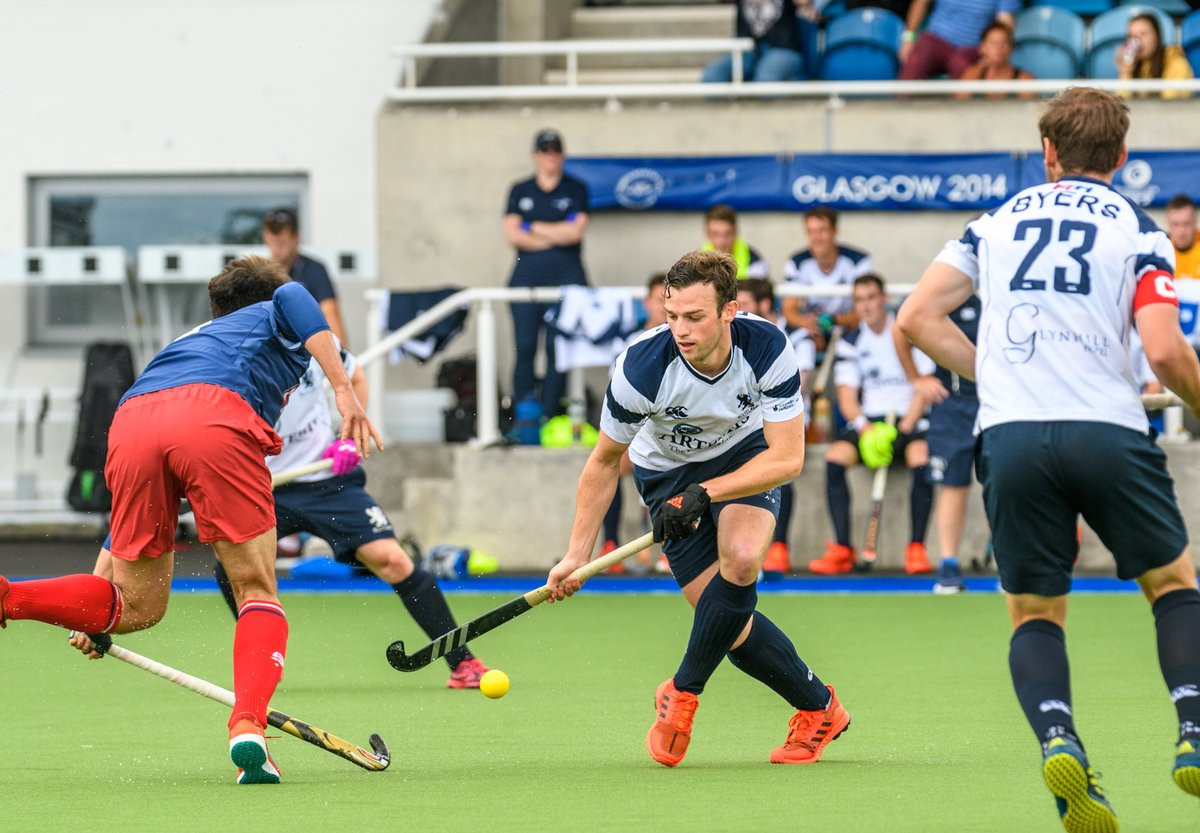 Scotland in flying start with two hat-tricks at FIH Hockey Series in Portugal