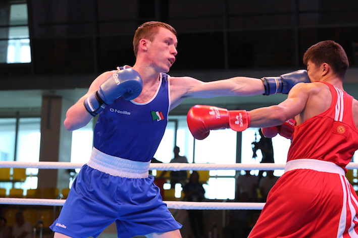The first day of semi-finals has taken place at the FISU World University Boxing Championships in Elisa, Russia ©FISU