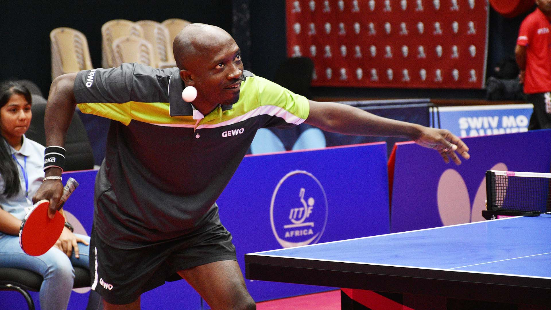 Nigeria and Egypt to clash for gold in men's and women's team events at African Table Tennis Championships