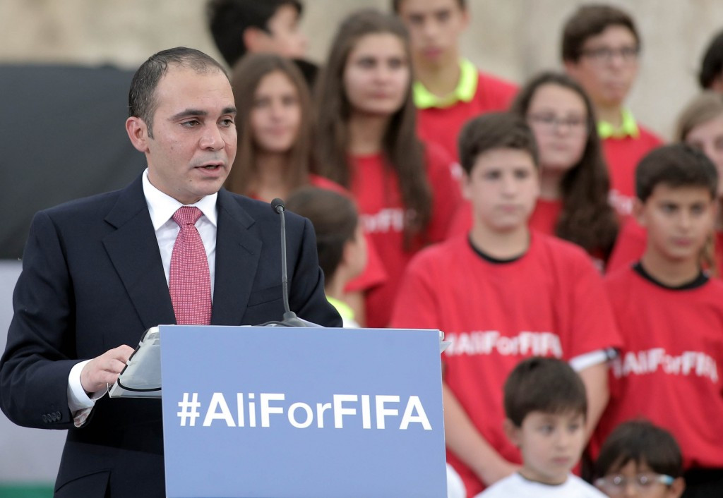 """FIFA """"shaken to its very core"""" by scandals, says Presidential candidate Prince Ali"""
