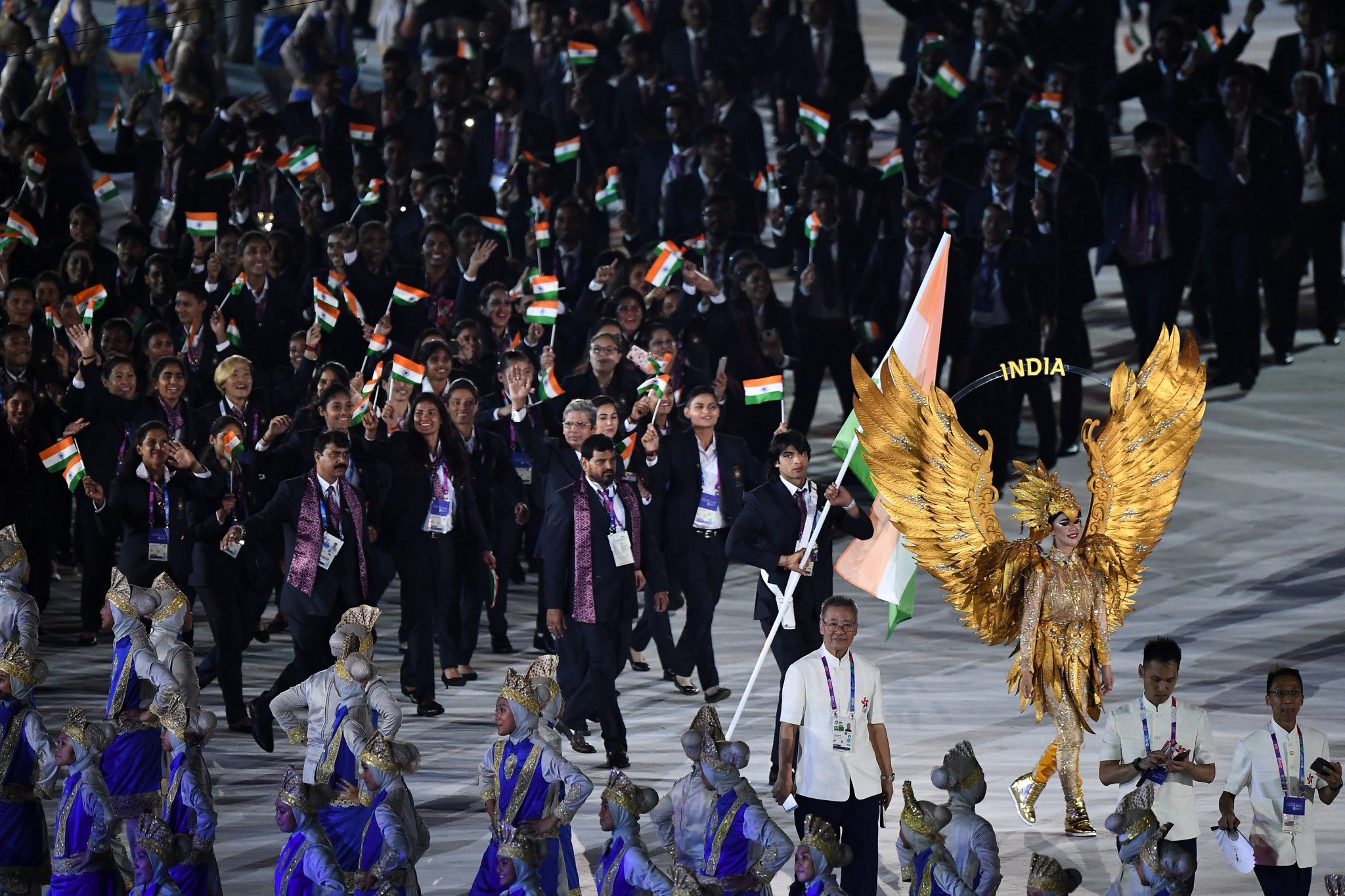 India amassed a best-ever Asian Games medal tally of 69 at Jakarta Palembang 2018 ©Getty Images