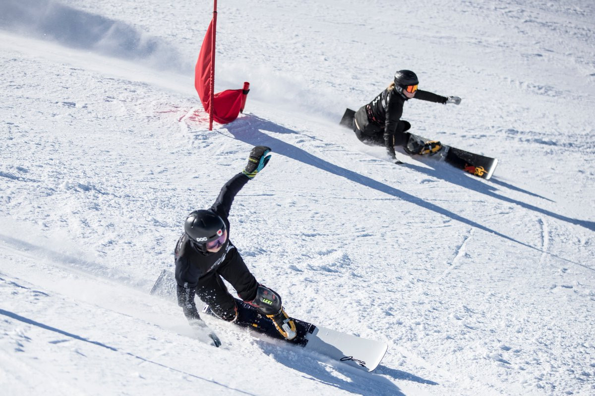 Russia dominate parallel giant slalom at FIS Junior Freestyle Ski and Snowboard World Championships