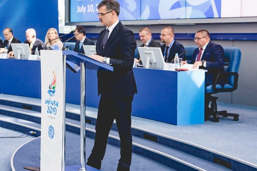 Belarus Sports and Tourism Minister admits Minsk 2019 has work to do but claims organisers are reaching targets