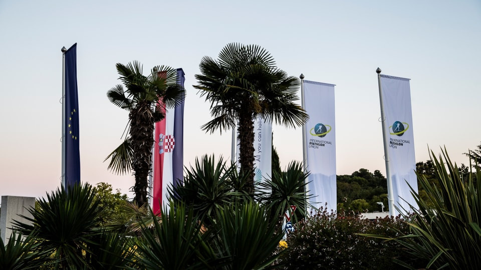 Porec in Croatia will host the IBU Congress from tomorrow ©IBU