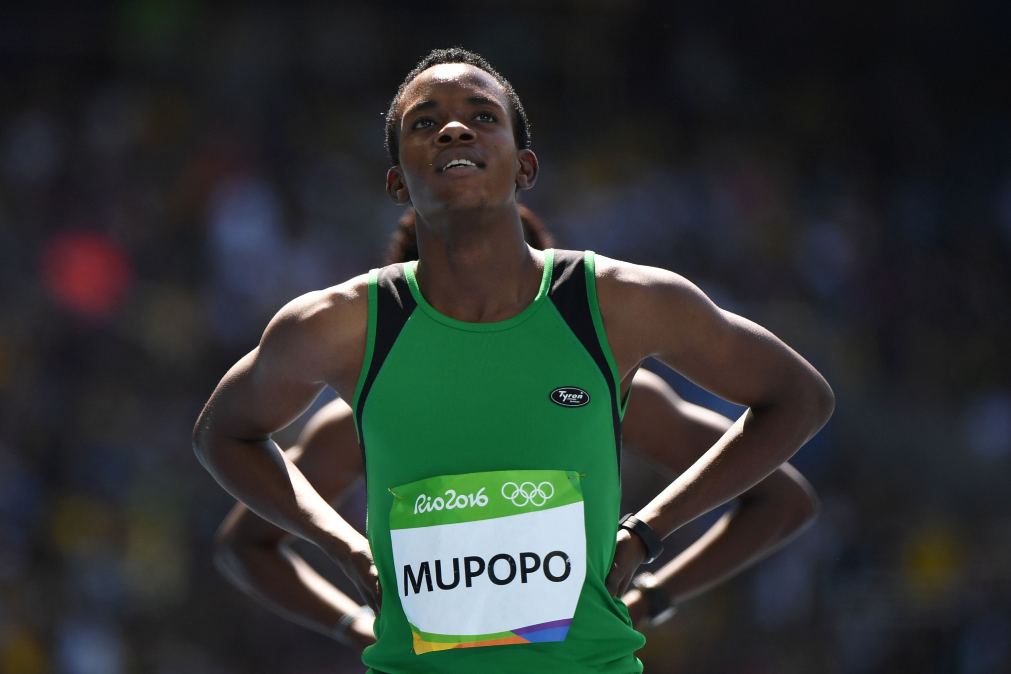 Zambian 400m runner Mupopo given four-year ban after positive drugs test at 2017 World Championships