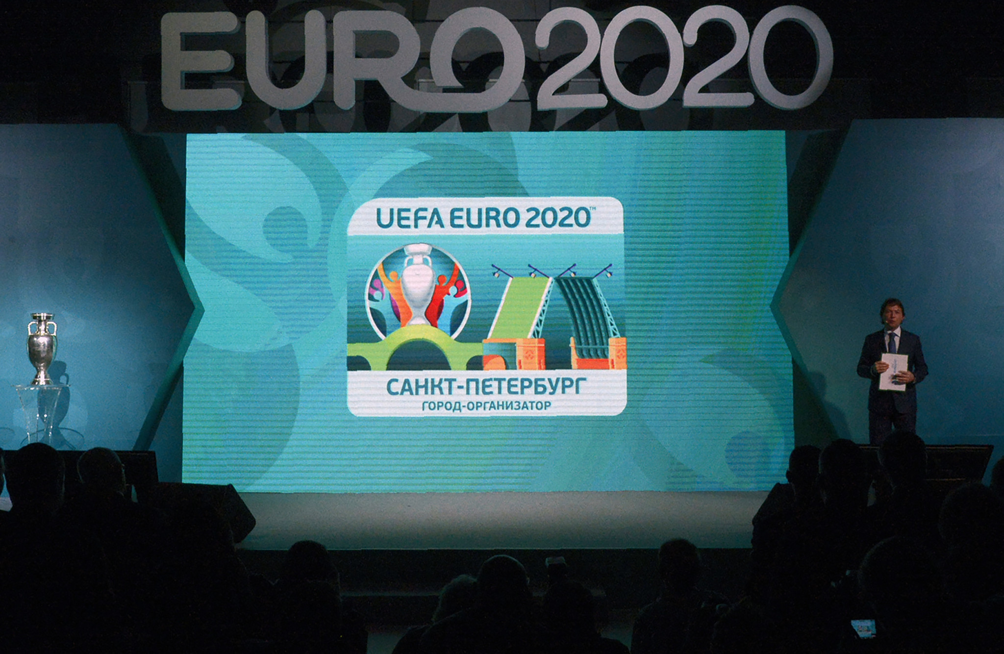 UEFA Euro 2020 will take place in cities across the continent ©Getty Images