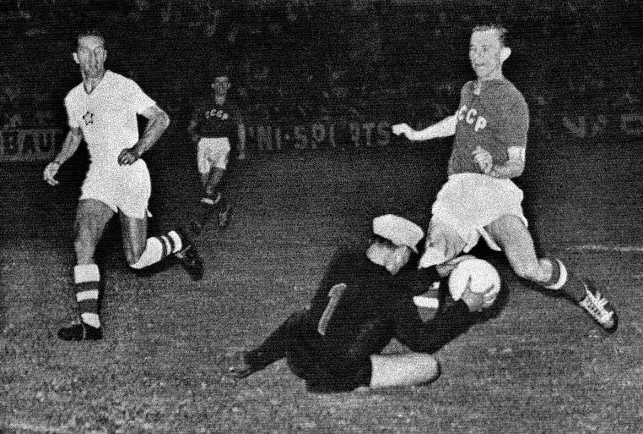 The European Nations Cup was held in 1960, considered the first European Football Championship ©Getty Images