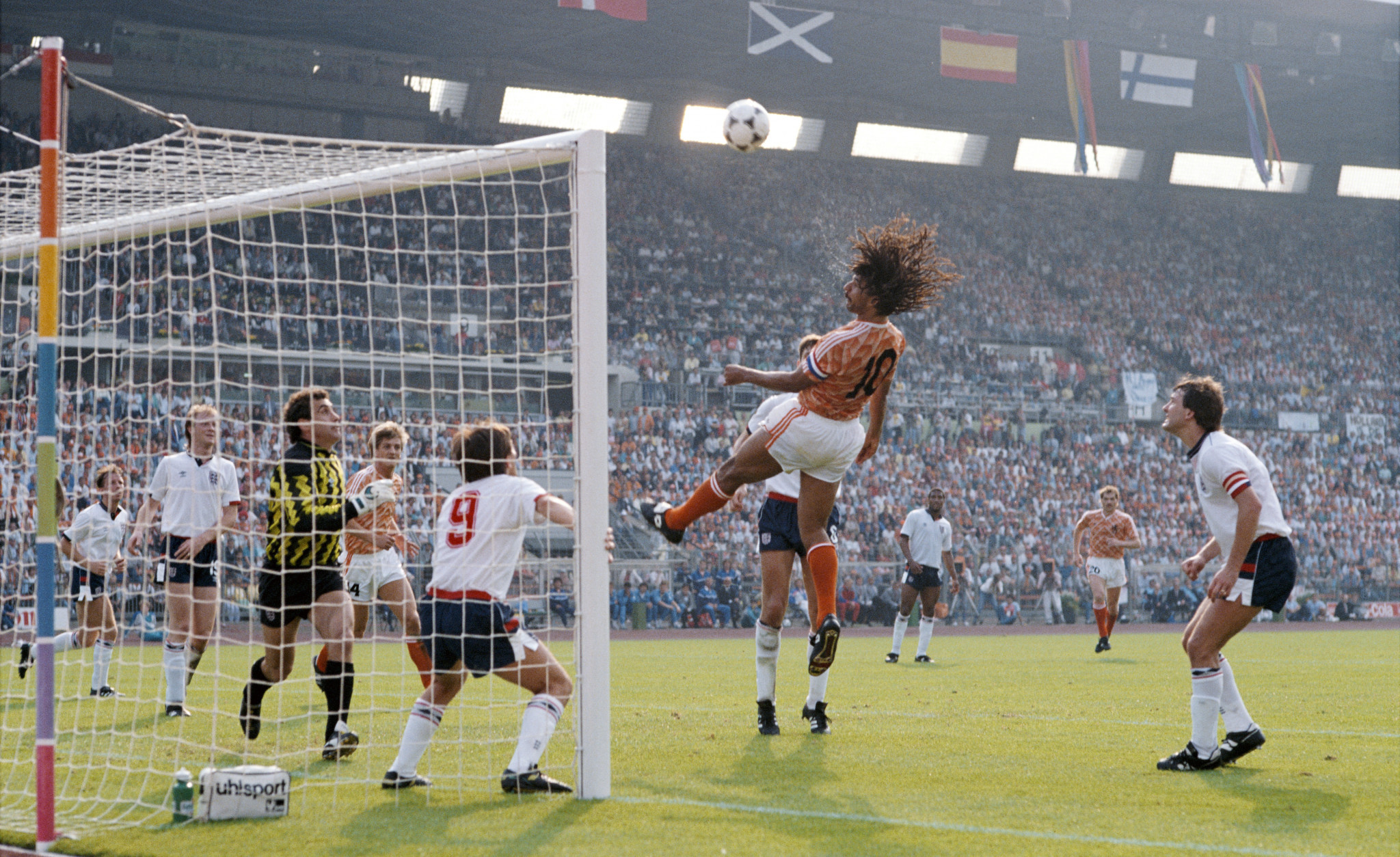 The Netherlands won the 1988 European Championship ©Getty Images