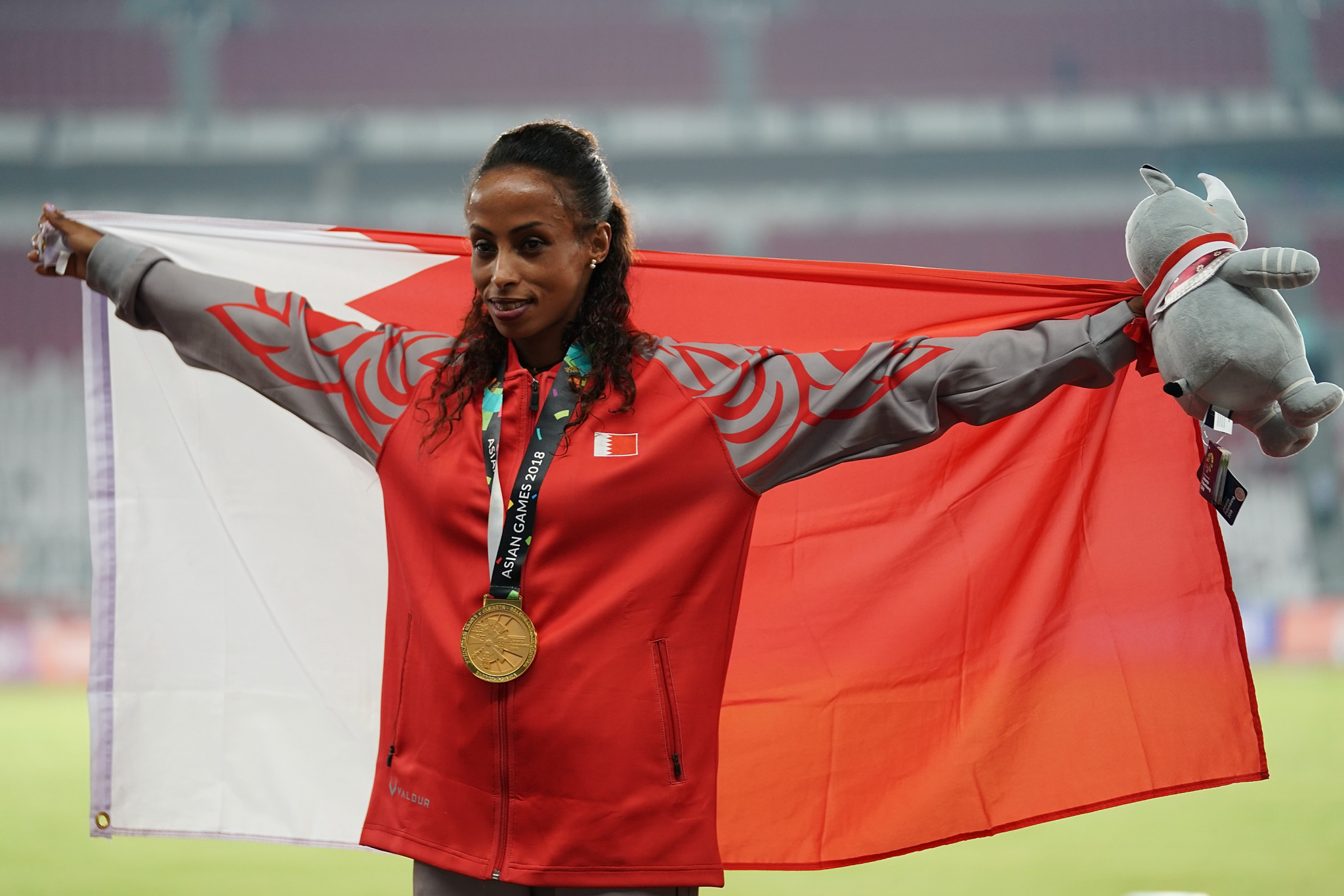 The majority of Bahrain's medals at the Asian Games came in athletics ©Getty Images