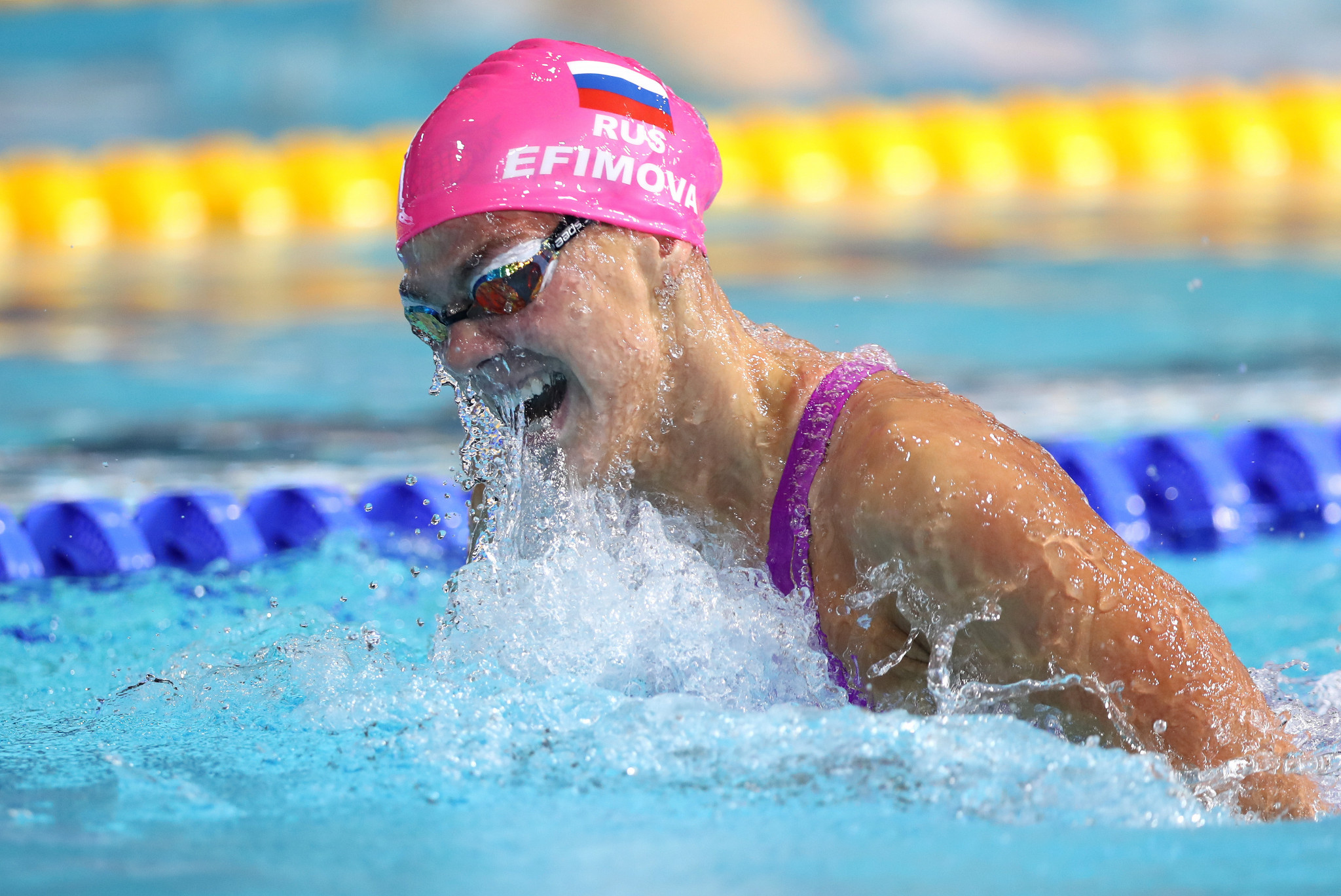 Home swimmers Prigoda, Morozov and Efimova to feature at FINA World Cup opener in Kazan