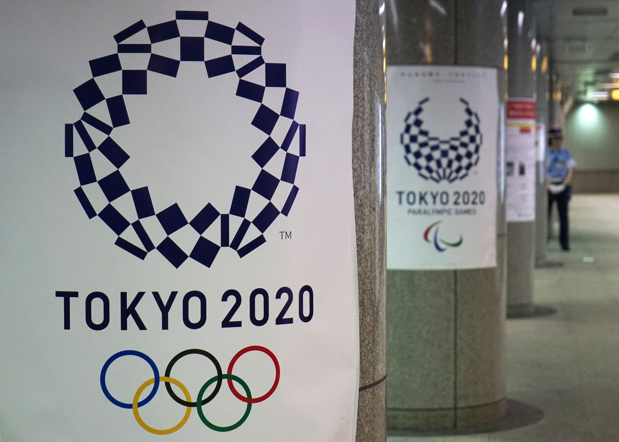 The Tokyo 2020 Olympic and Paralympic Games are due to begin in less than two years' time ©Getty Images
