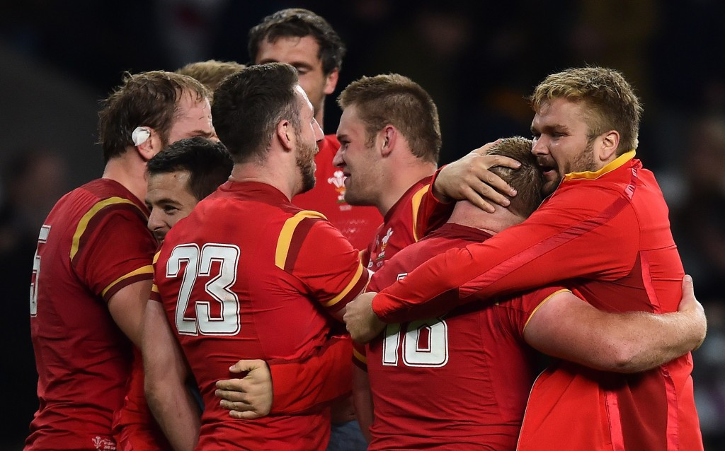Wales stun England in Twickenham thriller at Rugby World Cup