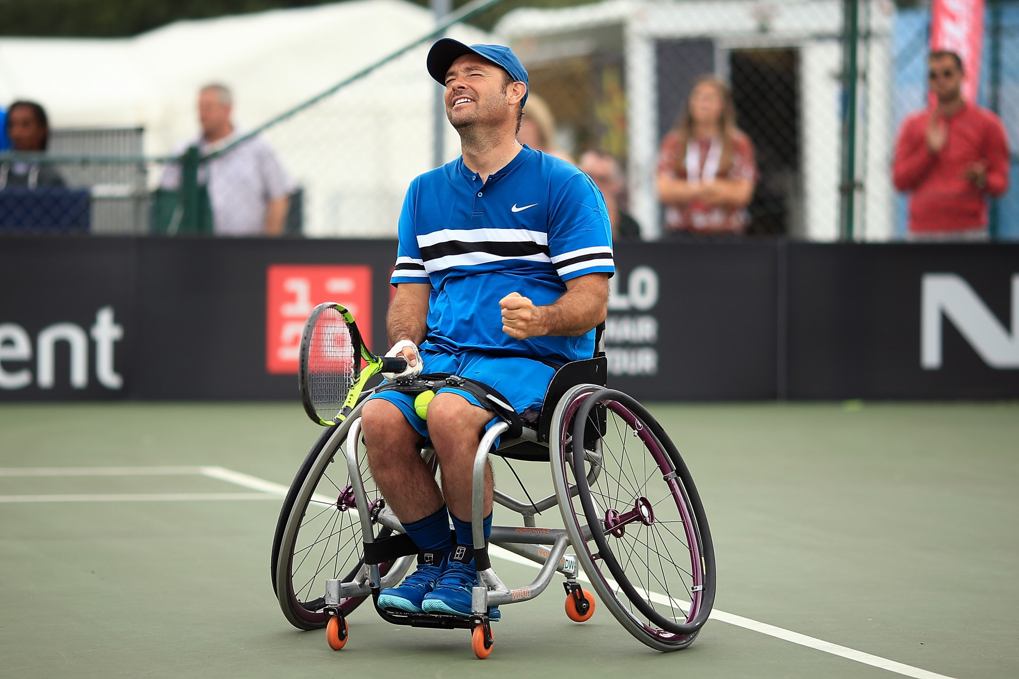 Houdet, Kamiji and Wagner back to defend US Open Wheelchair Tennis titles