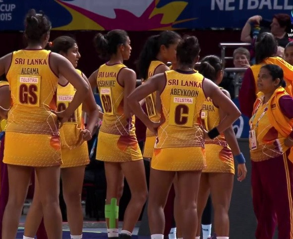 Sri Lanka have participated in the last two Netball World Cups and look likely to be participating in Liverpool 2019 @YouTube