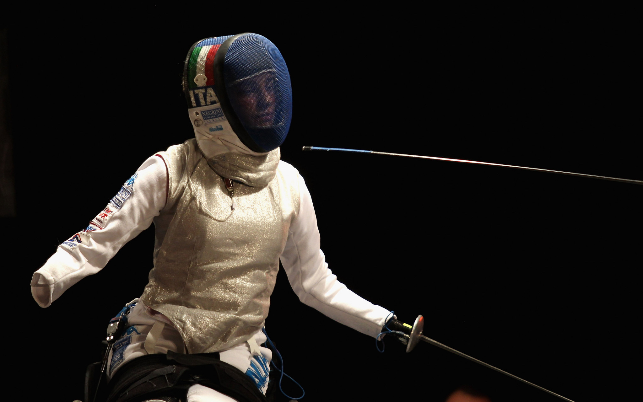 Wheelchair fencing is among the sports on the IWAS World Games programme ©Getty Images