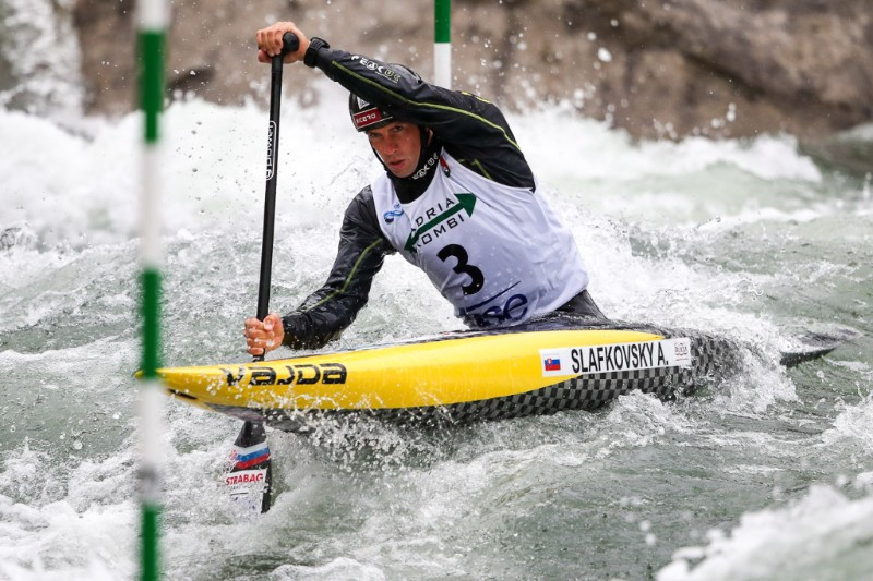 Double points for final ICF Canoe Slalom World Cup mean even Fox cannot be sure of gold