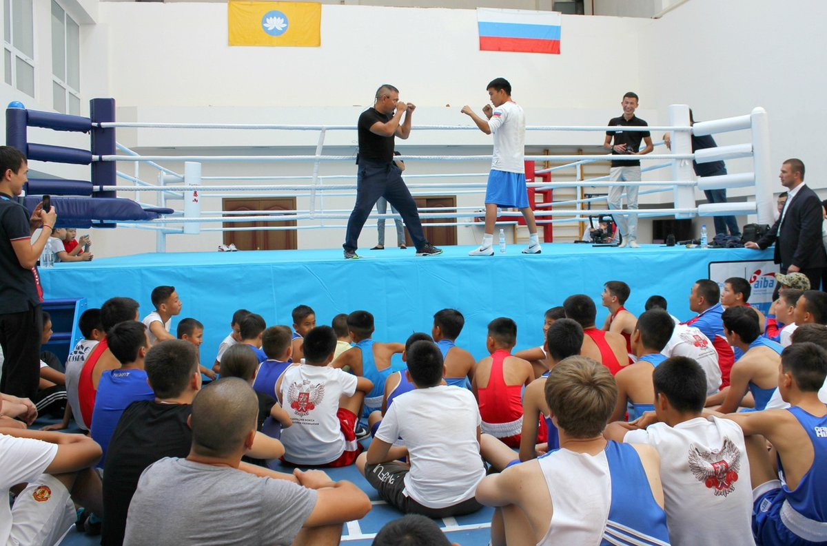 Russia earn clean sweep in lightweight events at FISU World University Boxing Championships