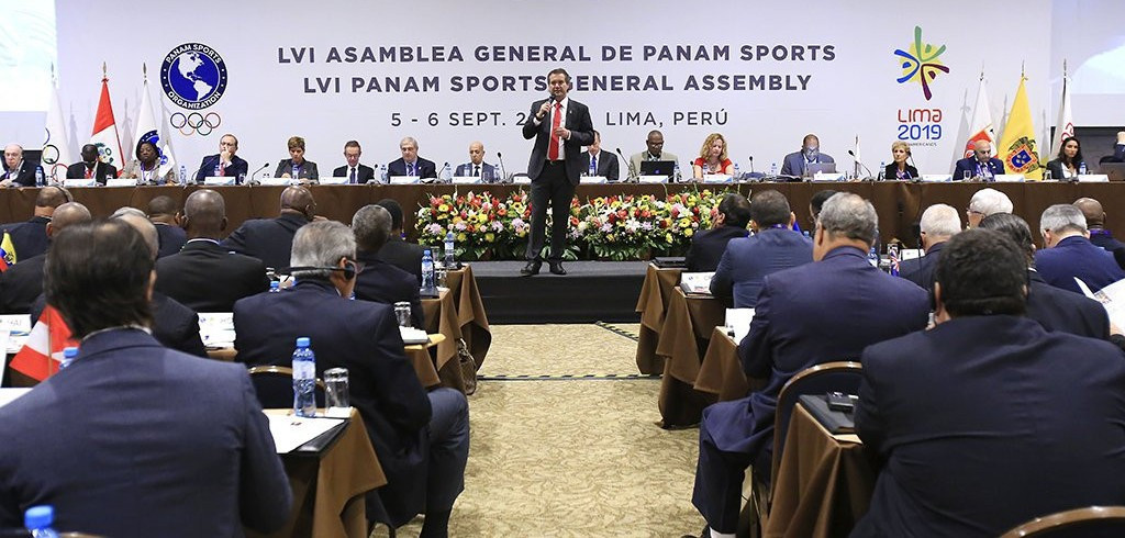Panam Sports President Neven Ilic claimed Peru would benefit significantly from infrastructure being built for the Games ©Panam Sports