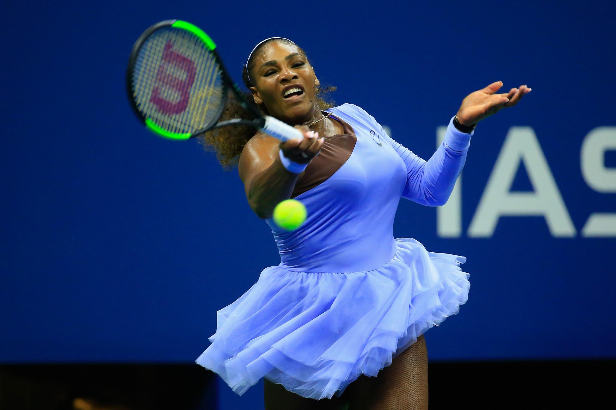 Williams thrashes Sevastova to reach US Open final