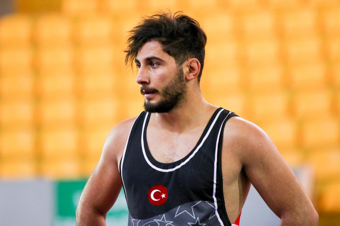 Turkey win trio of golds at World University Wrestling Championships