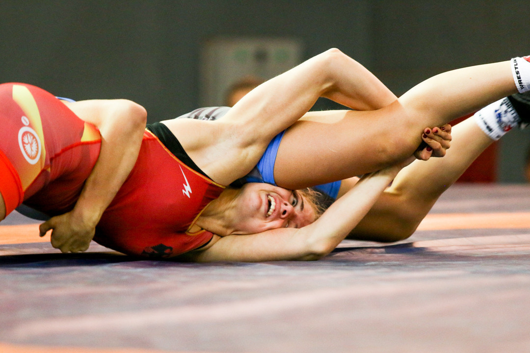 The best student wrestlers have gathered in Brazil ©FISU