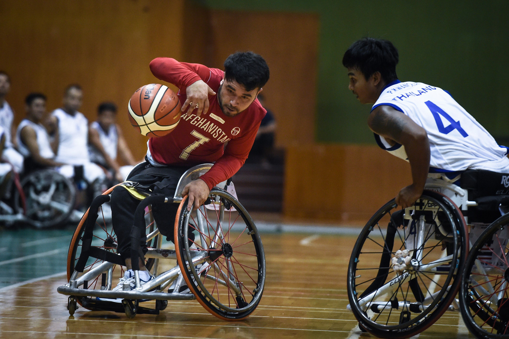 Records broken before Asian Para Games even begin
