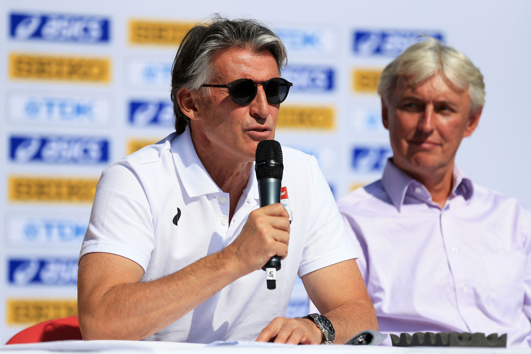 "Coe welcomes IAAF Continental Cup as ""great opportunity"""