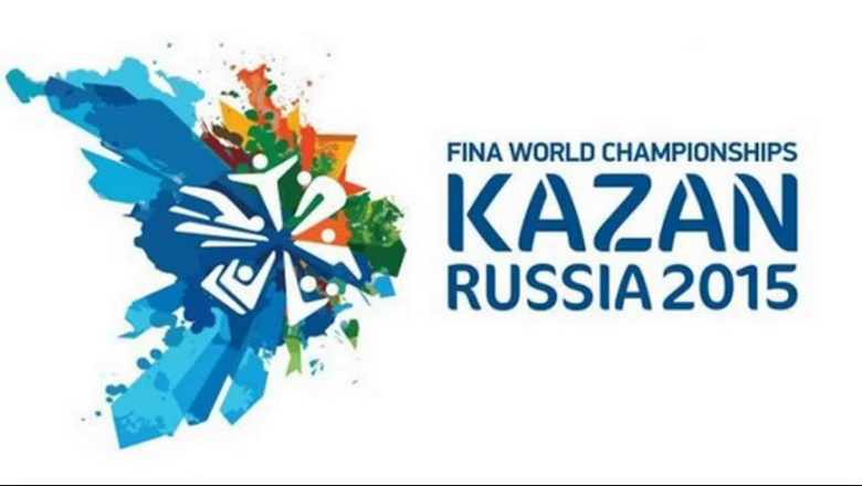 This year's FINA World Championships in Kazan cumulated a record aggregated television viewership of 6.8 billion ©FINA