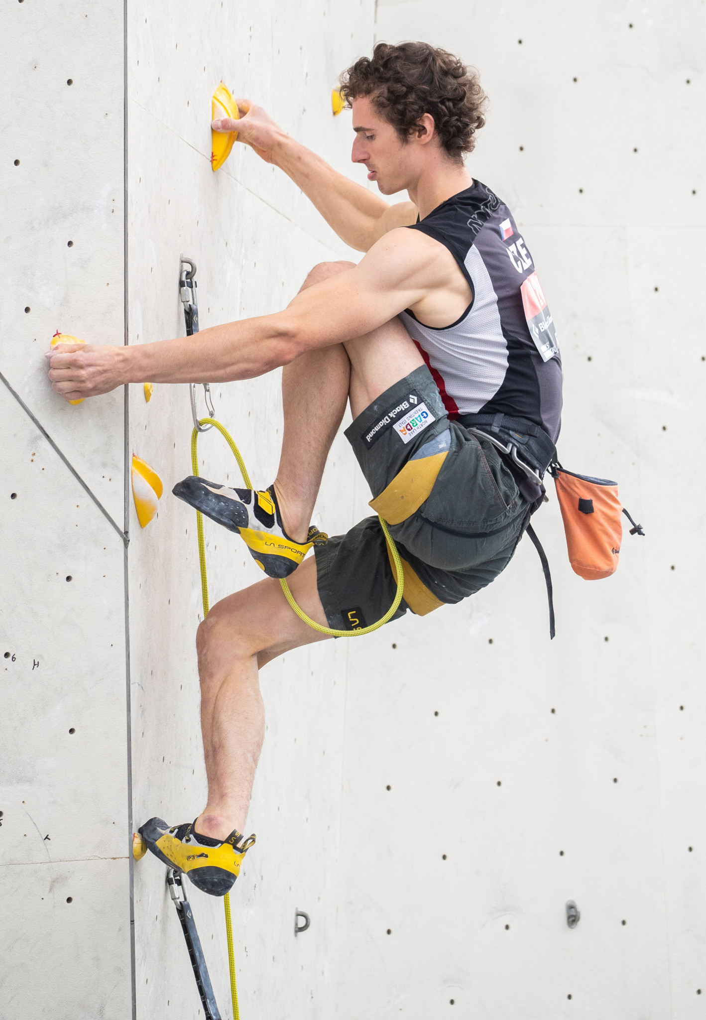 Ondra's triple lead title hopes looking strong at IFSC Climbing and Paraclimbing World Championships
