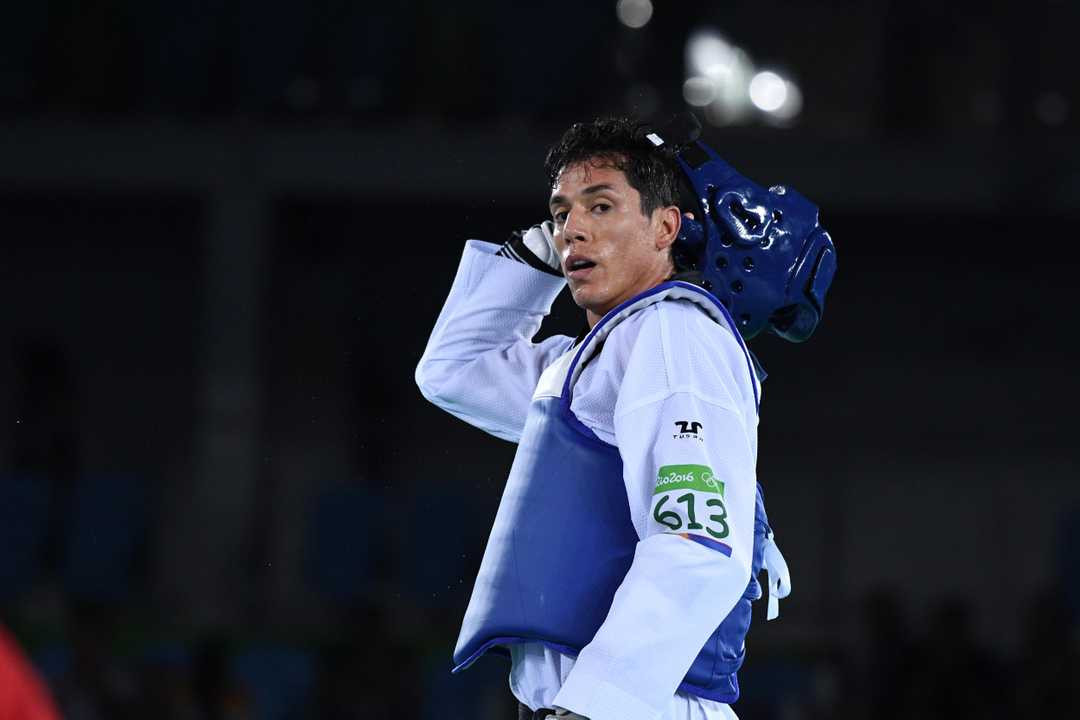 Two-time Olympic taekwondo champion Steven Lopez has been declared permanently ineligible for Olympic sport, following allegations he sexually assaulted a child ©USA Today