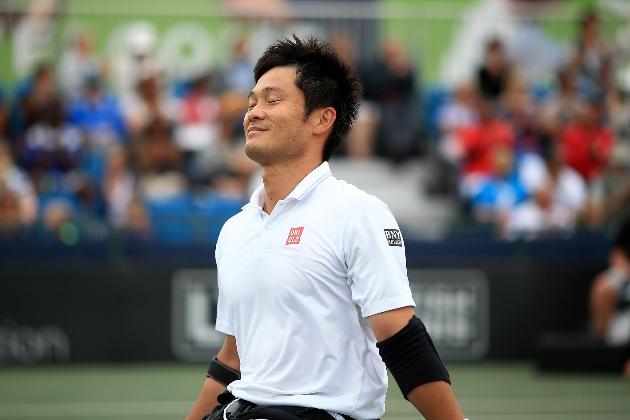 Kunieda progress to men's wheelchair tennis singles semi-finals at US Open