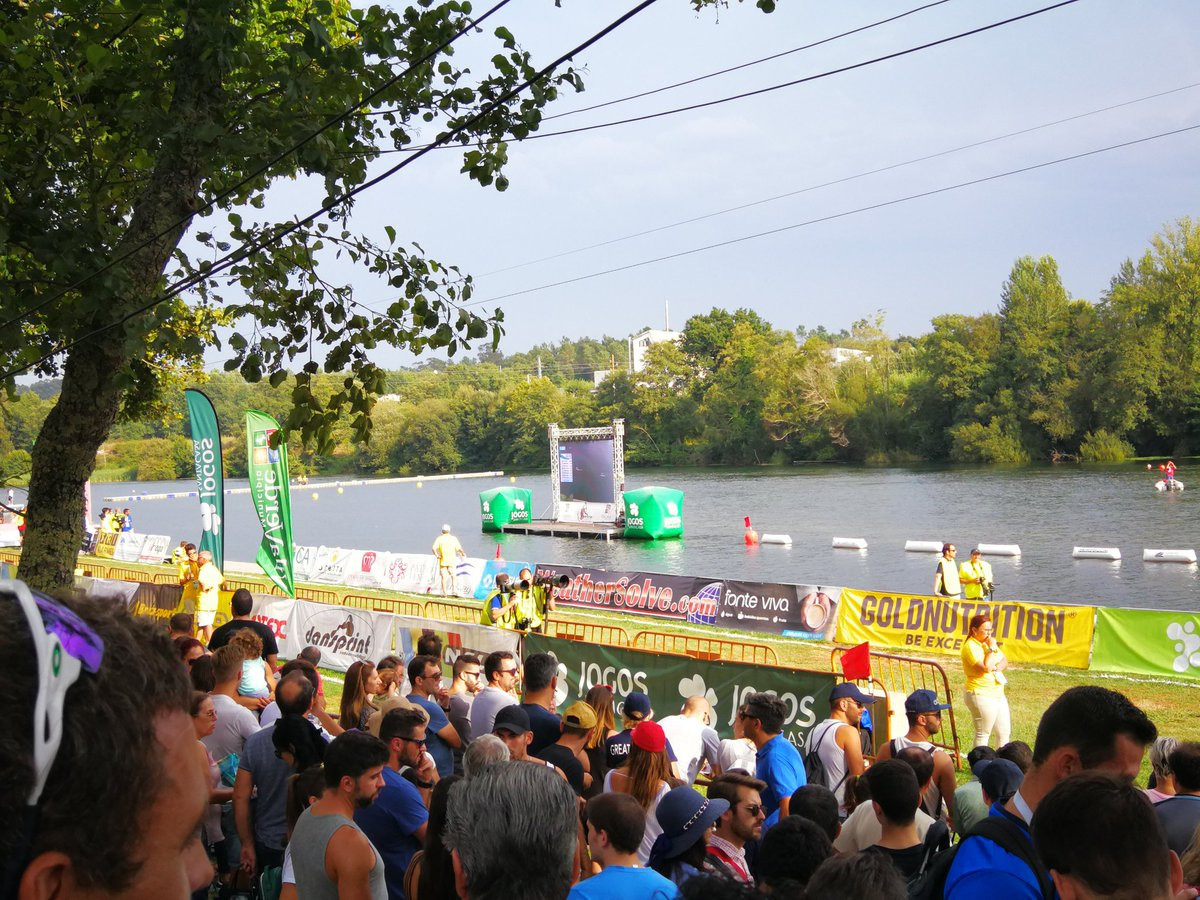 The Canoe Marathon European Championships has been held annually since 2013 ©ECA