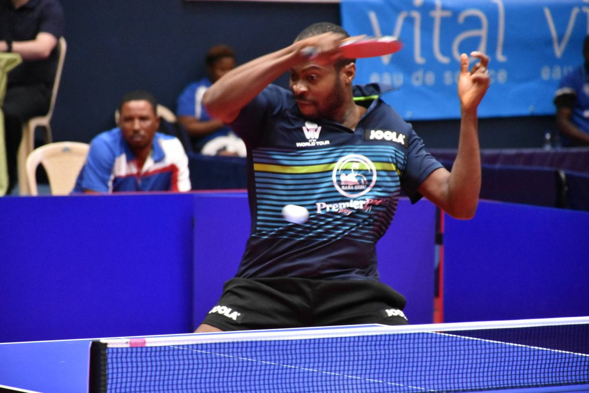 All-Egyptian doubles finals held at African Table Tennis Championships