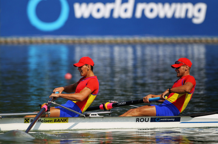 The Plovdiv Rowing Course, upon which the World Rowing Championships get underway today, is a tried and tested racing venue ©Getty Images