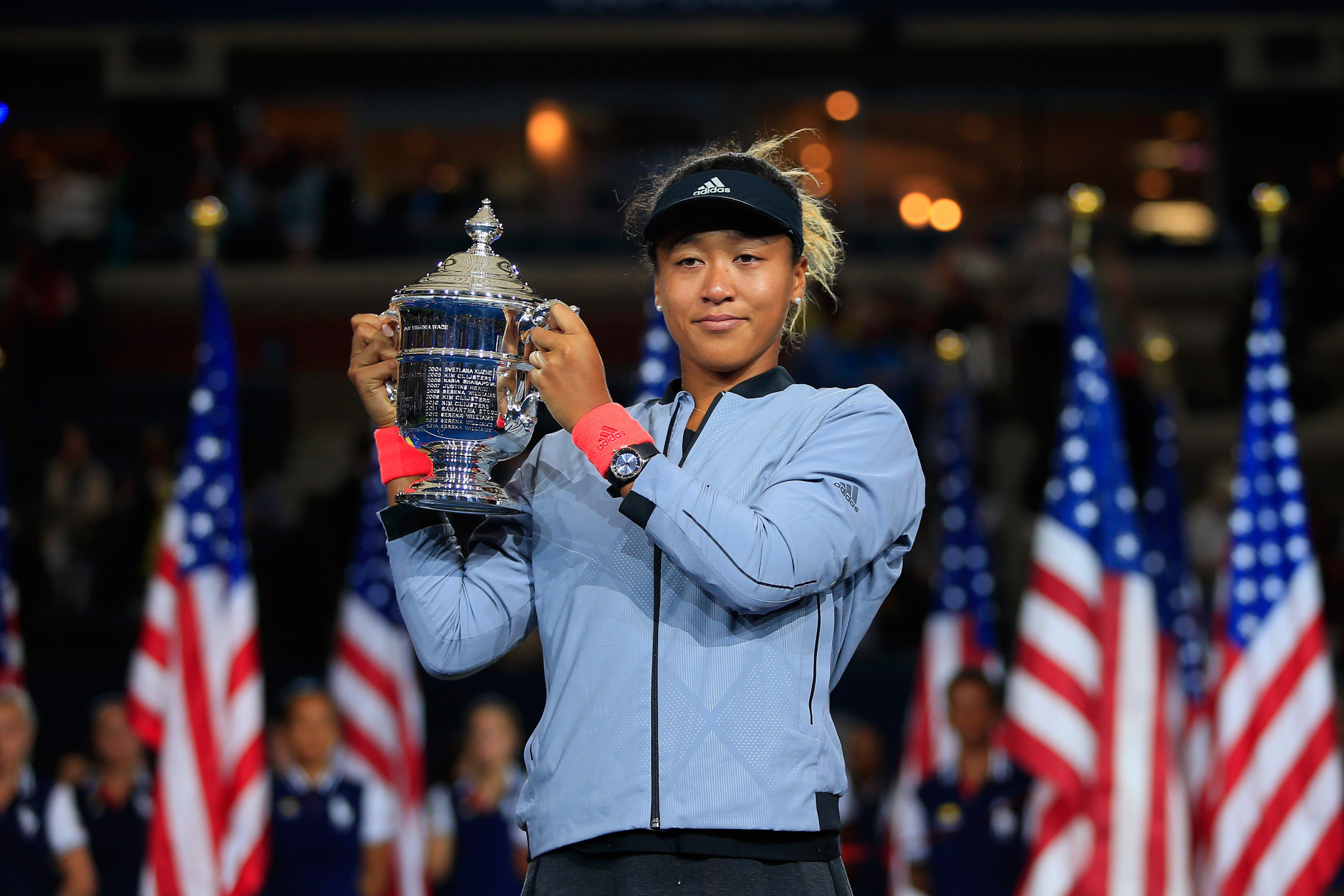 Osaka wins US Open as Serena Williams clashes with umpire