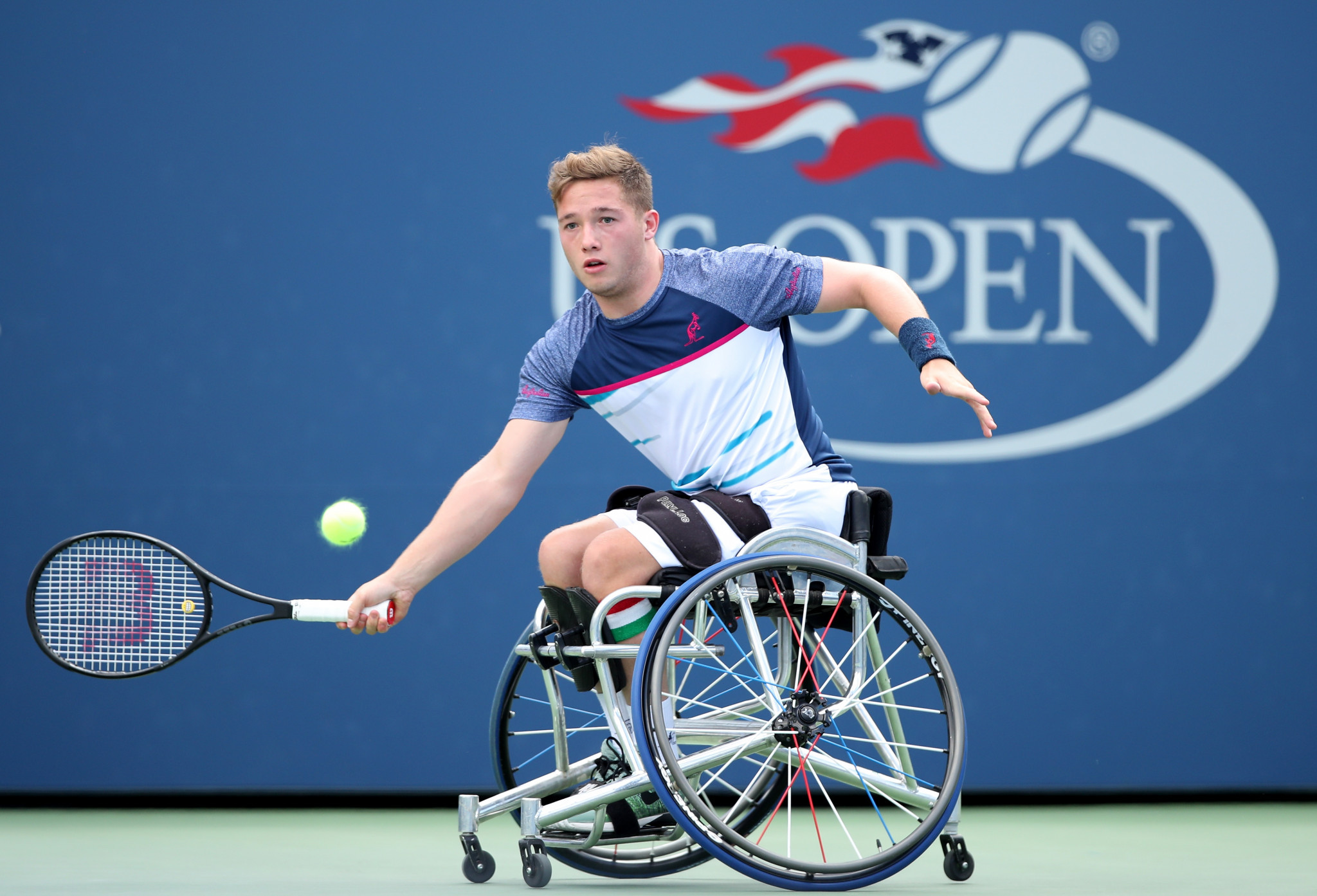 Hewett and Reid retain US Open wheelchair doubles title as Lapthorne and Wagner win quads event
