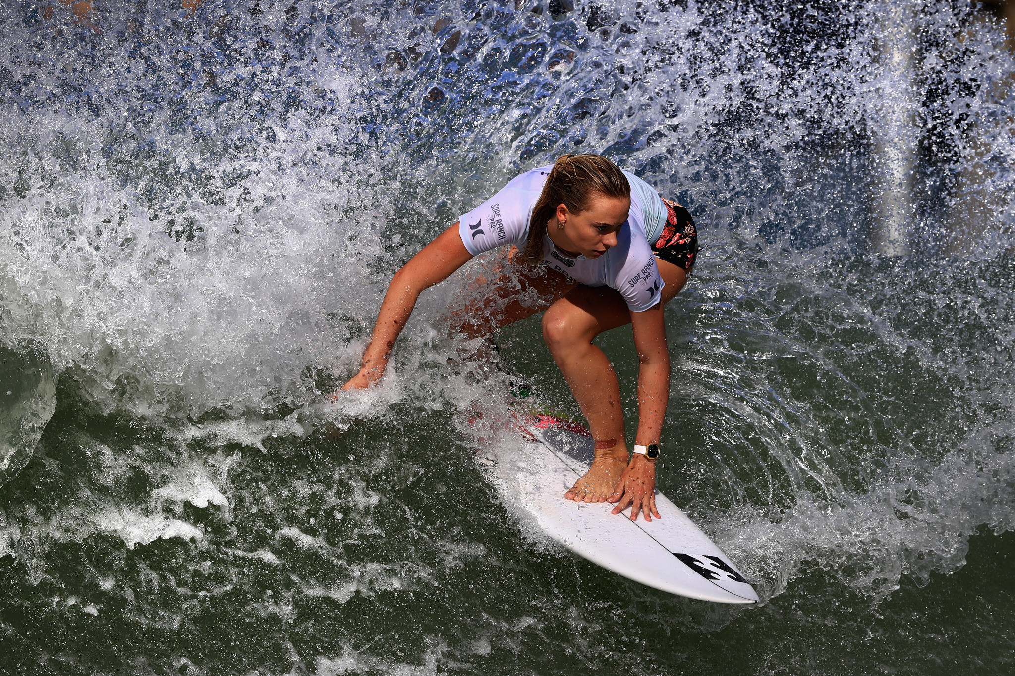 Surfing will be contested at the Tokyo 2020 Olympic Games ©Getty Images