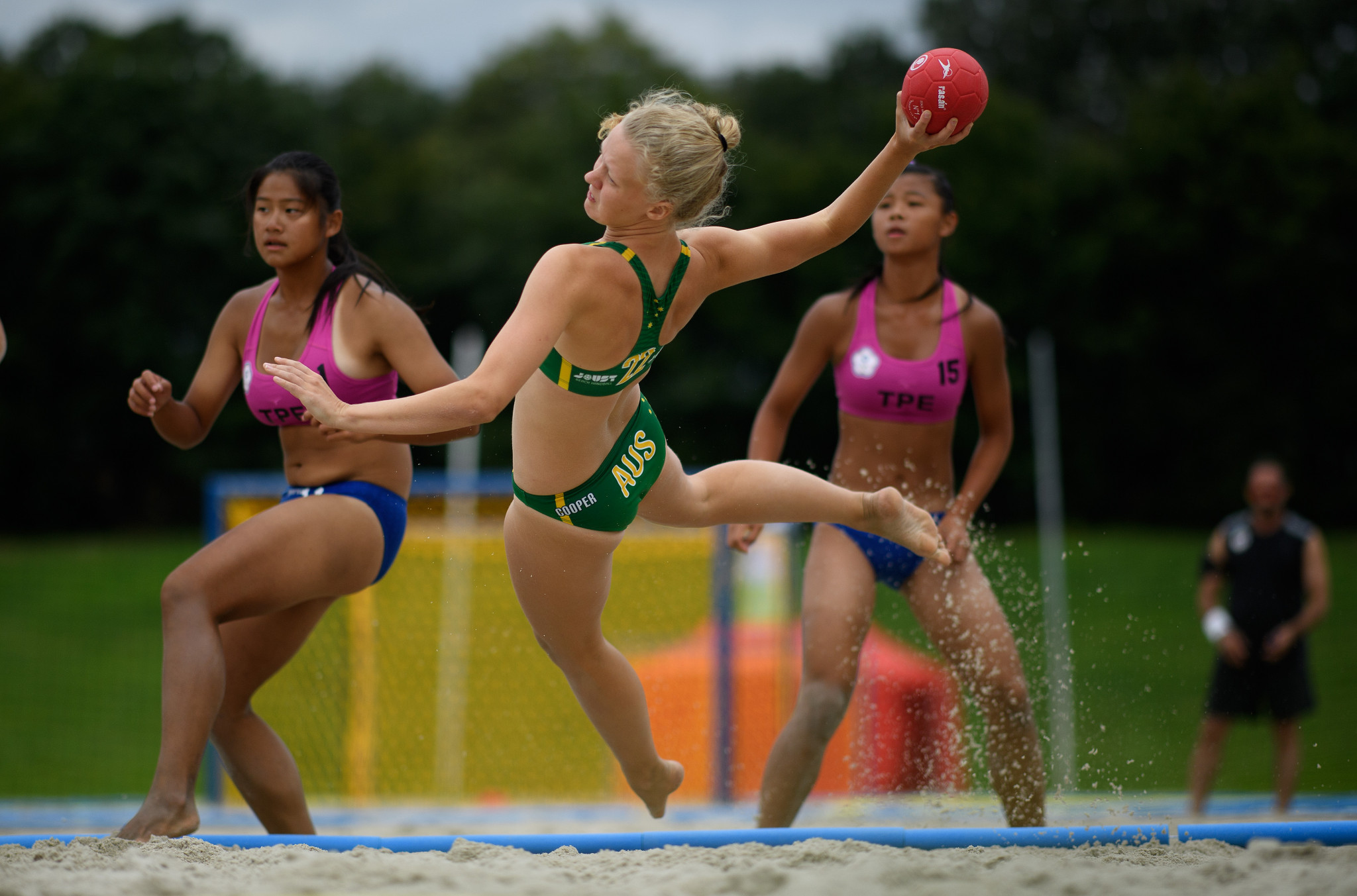 Buenos Aires 2018 beach handball draws made