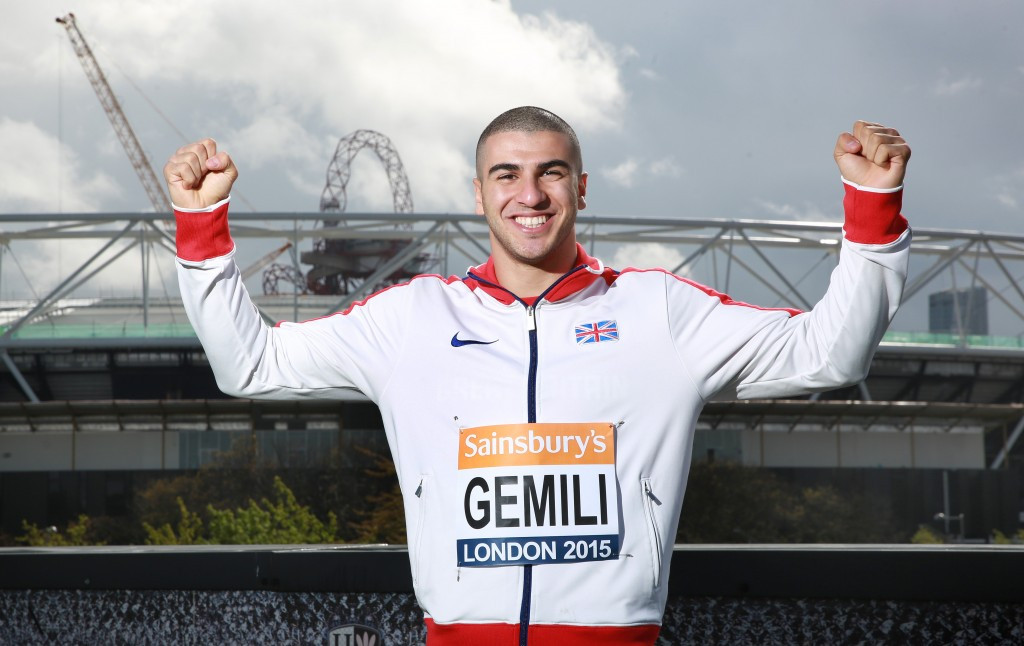 British sprinter Adam Gemili is among the latest athletes accused of taking TUEs by Fancy Bears ©Getty Images
