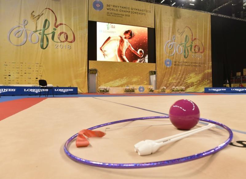 World Rhythmic Gymnastics Championships ready to return to Bulgaria